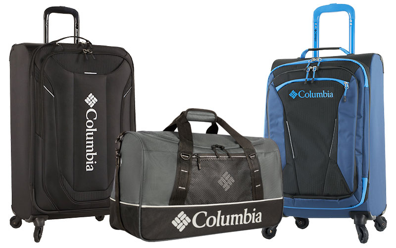 Up to 50% Off on Columbia Luggage
