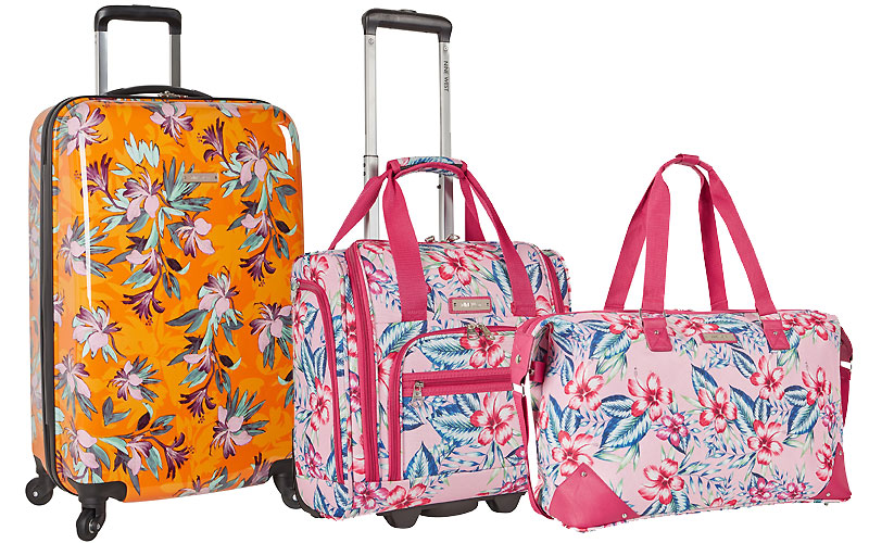 Up to 70% Off on Nine West Luggage