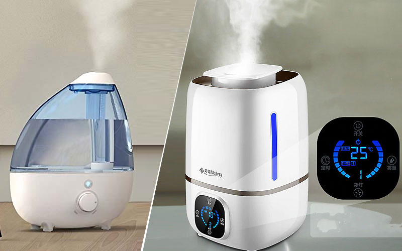 Up to 60% Off on Humidifiers
