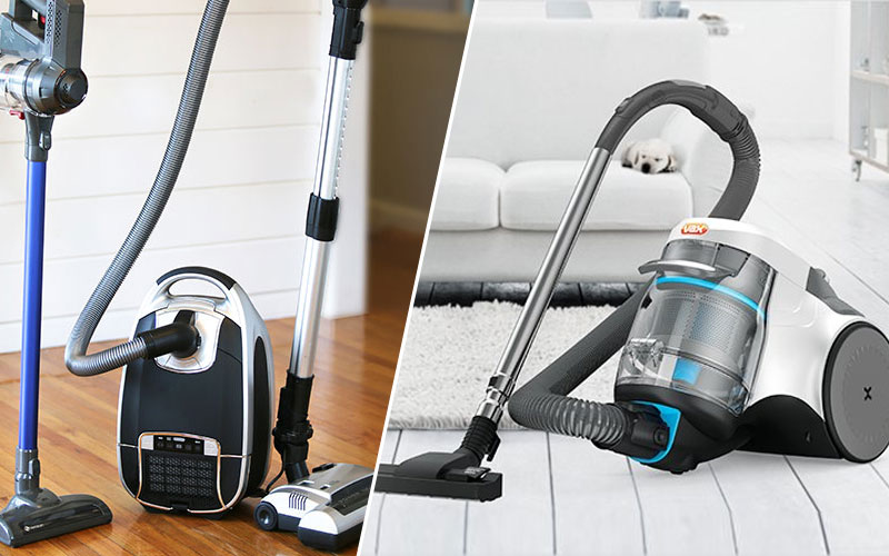 Up to 60% Off on Vacuum Cleaners