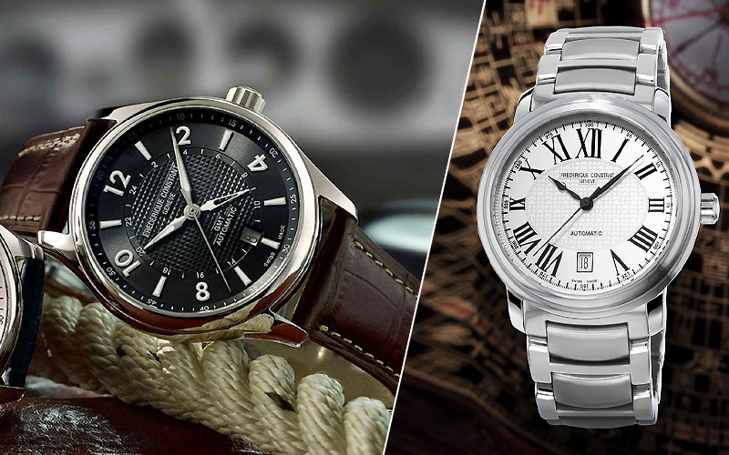 Up to 70% Off on Frederique Constant Watches