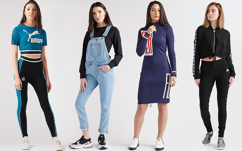 Up to 70% Off on Women's Clothing