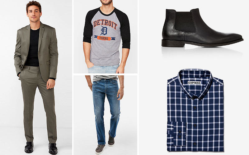 Up to 50% Off on Men's Clearance Clothing