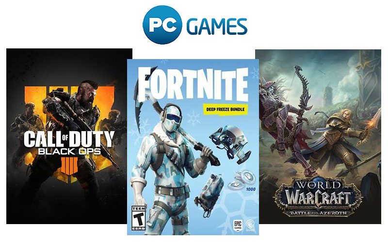 Up to 60% Off on PC Games CDKEY