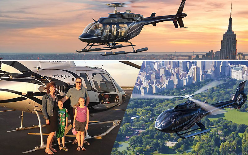 Up to $100 Off on Helicopter Rides