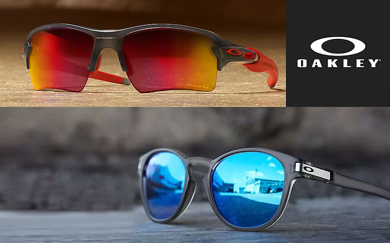 Up to 60% Off on Oakley Sunglasses