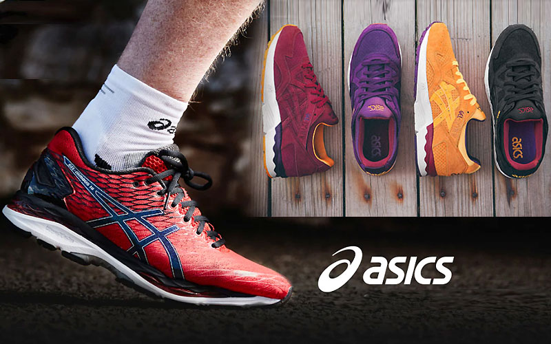 Up to 70% Off on ASICS Shoes