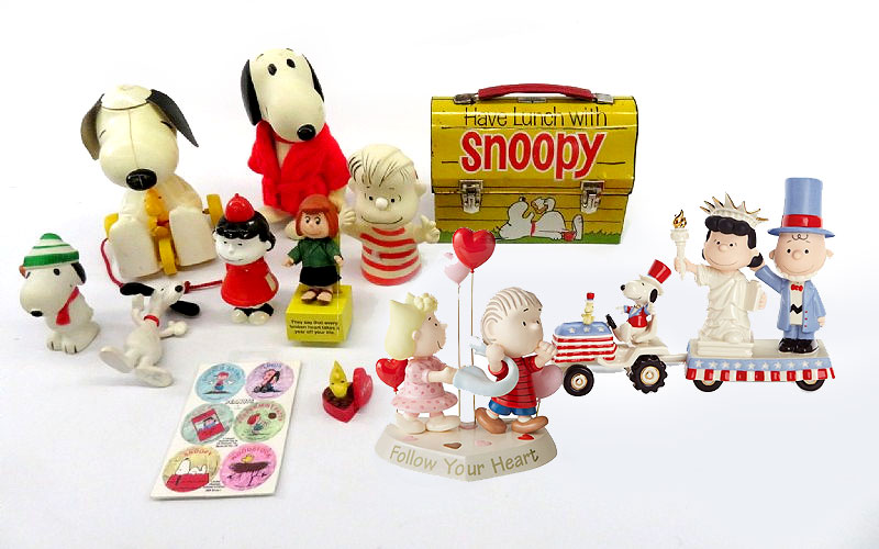 Up to 80% Off on Peanuts Collectibles