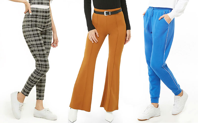 30% Off on Women's Leggings & Pants