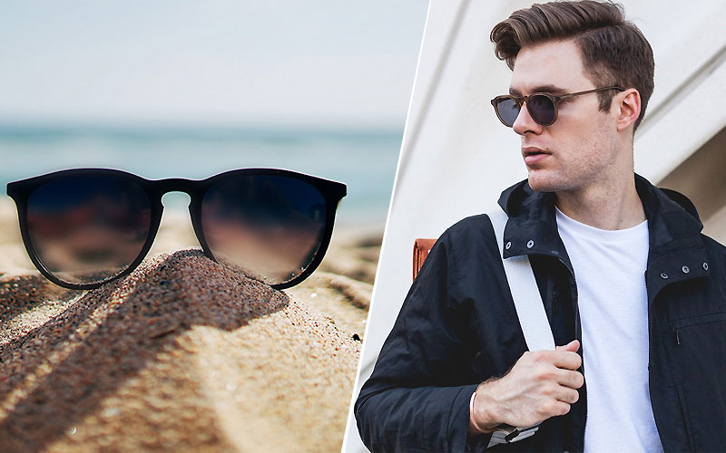 Up to 70% Off on Men's Fashion Sunglasses
