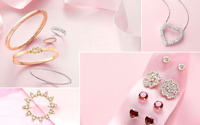 Up to 60% Off Valentine's Day Jewelry Gifts Under $100