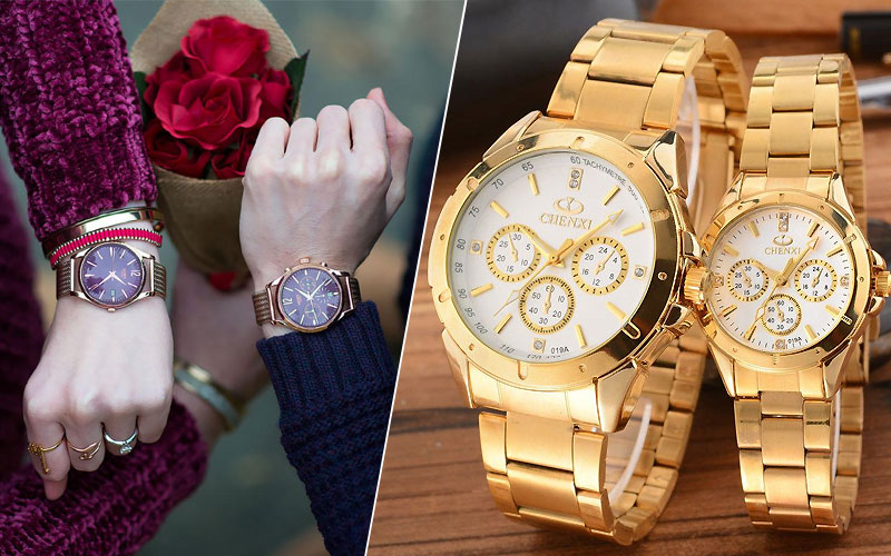 Up to 70% Off on Valentine's Day Watches Sale