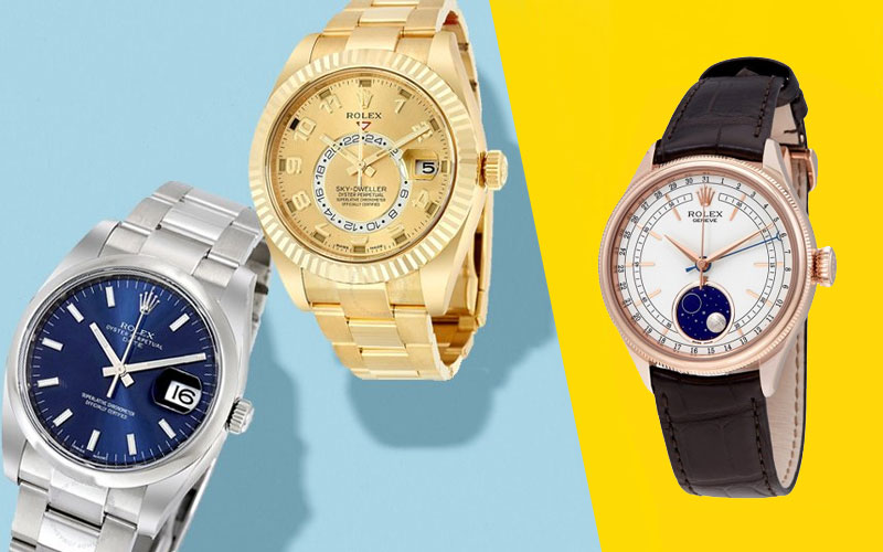 Up to 30% Off on Luxury Rolex Watches