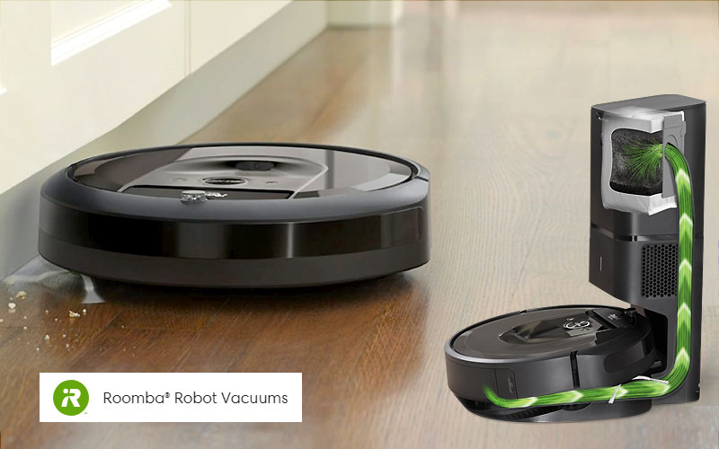 iRobot Roomba Robot Vacuum on Sale
