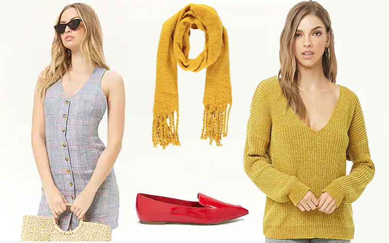 Forever 21 Spring Sale: All Shop Items Under $9