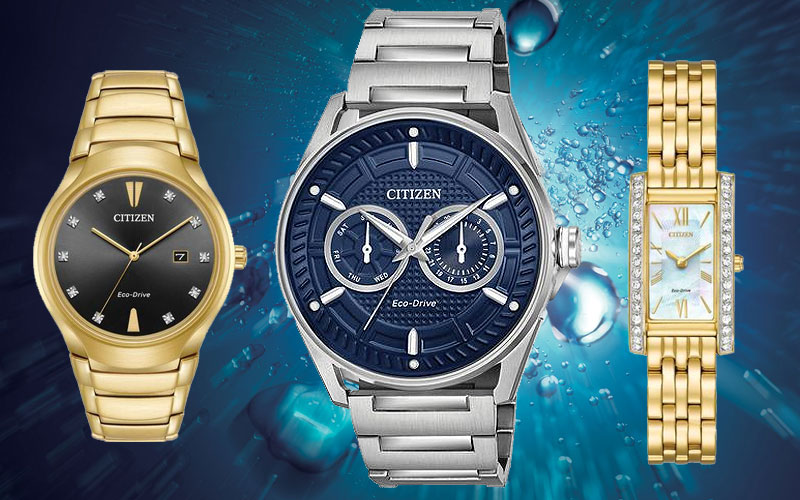 Up to 40% Off in Citizen Watches Clearance Sale