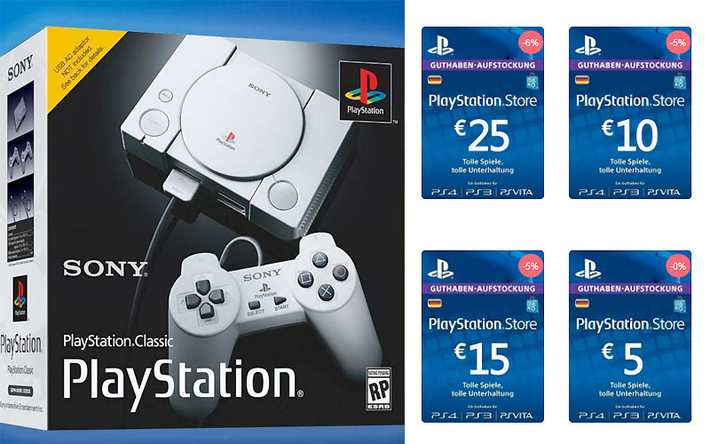 Up to 25% Off on PlayStation Games CD Keys