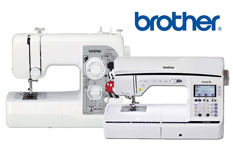 Up to 50% Off on Brother Sewing Machines