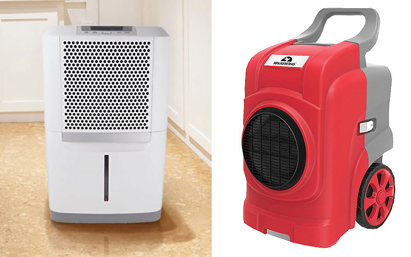 Up to 35% Off on Dehumidifiers