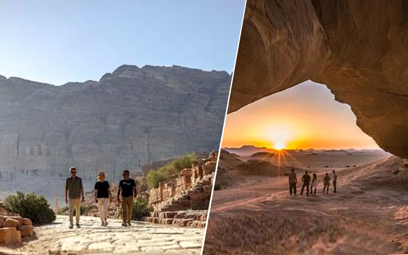 Jordan Adventure Tours & Vacation Packages Starting from $1099