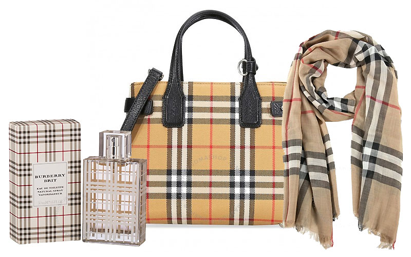 Up to 55% Off on Burberry Accessories