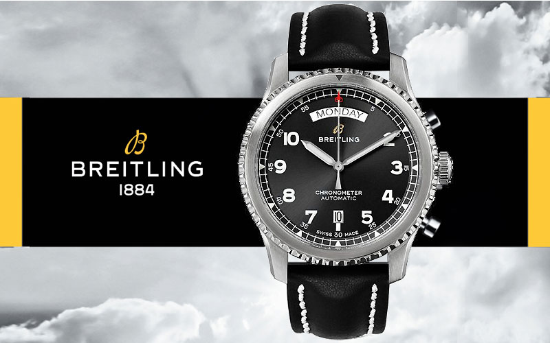 Up to 55% Off on Authentic Breitling Watches