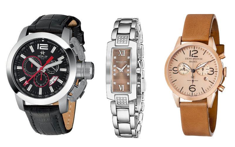 Up to 70% Off on Elegant Quartz Watches