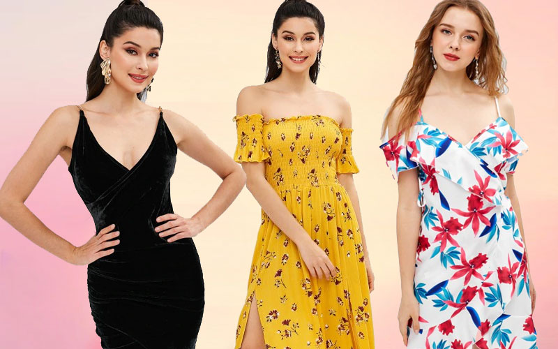 Up to 40% Off on Women's Dresses