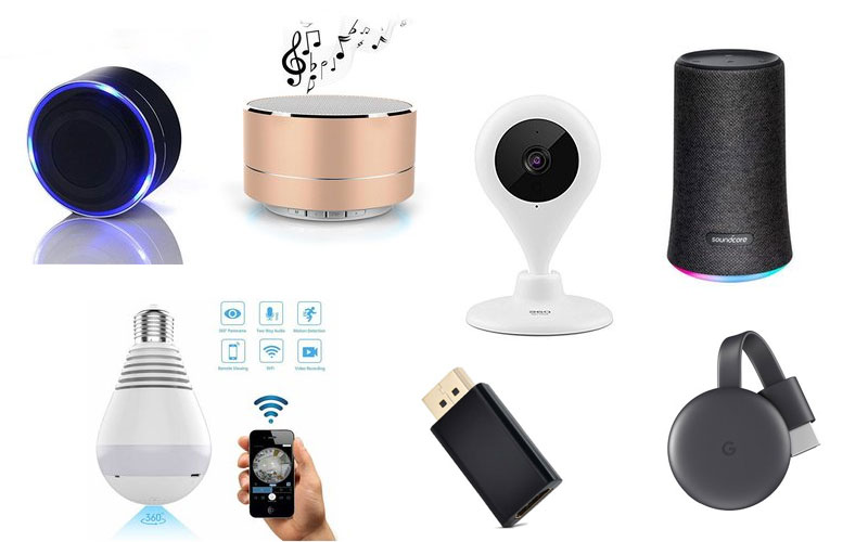 Up to 70% Off on Smart Home Gadgets