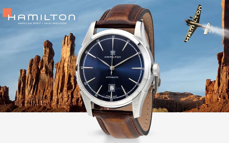 Up to 50% Off on Authentic Hamilton Watches