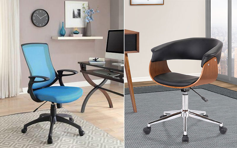 17% Off on Comfortable Office Chairs