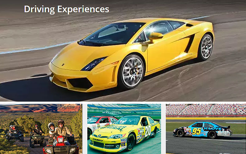 Ultimate Driving Experiences Starting from $99