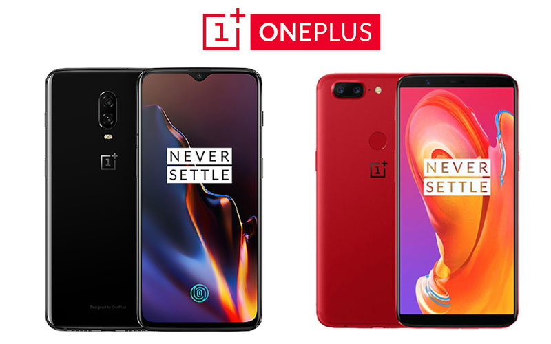 Up to 40% Off on OnePlus Smartphones