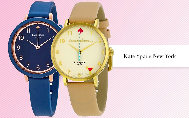Up to 50% Off on Kate Spade Watches