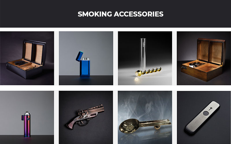 Up to 50% Off on Smoking Accessories