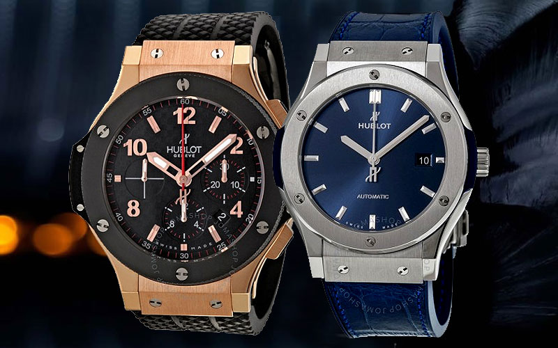 Up to 50% Off on Luxury Hublot Watches