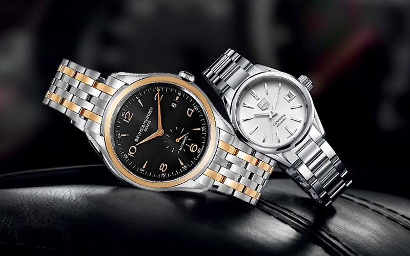 Up to 70% Off on Extraordinary Timepieces
