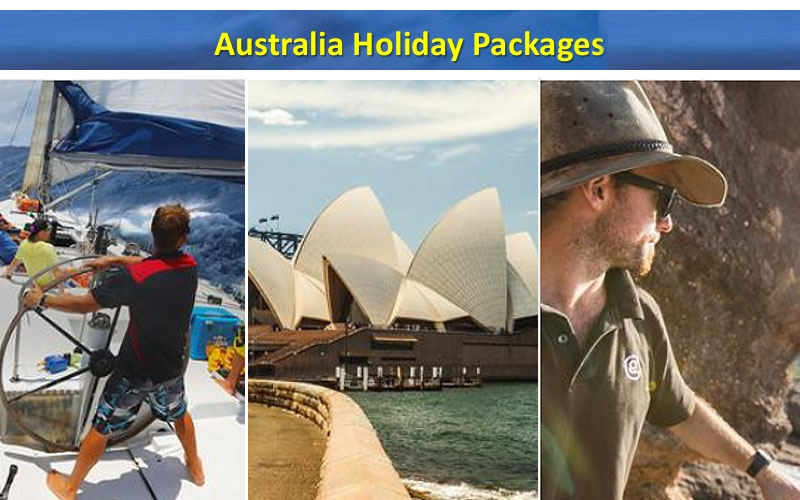 Australia Adventure Tours & Vacation Packages Starting from $399