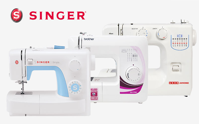 Up to 65% Off on Singer Sewing Machines