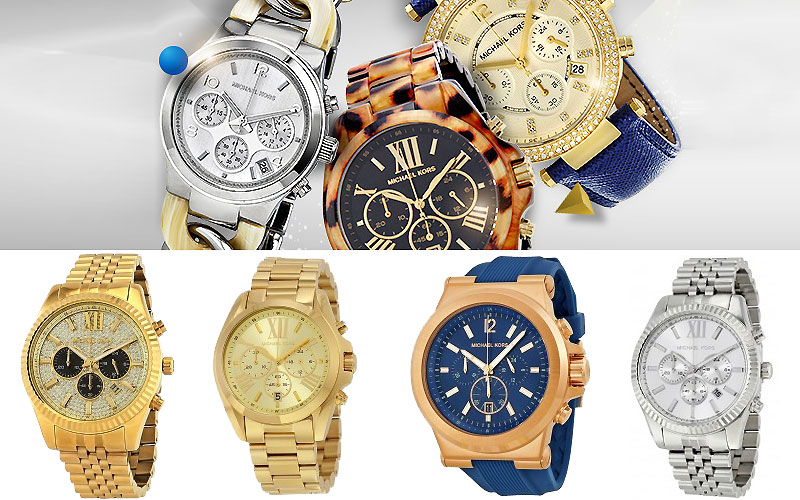 Up to 45% Off on Michael Kors Watches