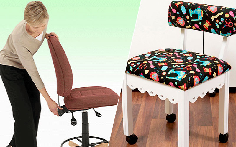 Up to 25% Off on Sewing Chairs