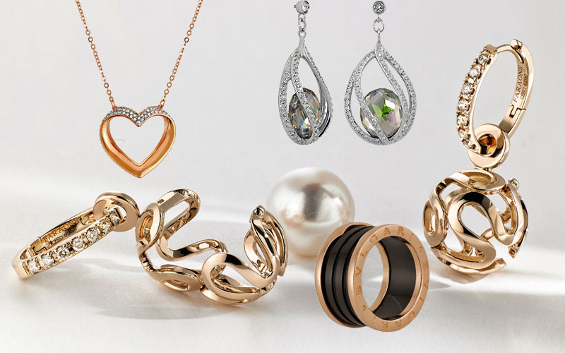 Up to 60% Off on Luxury Fashion Jewelry