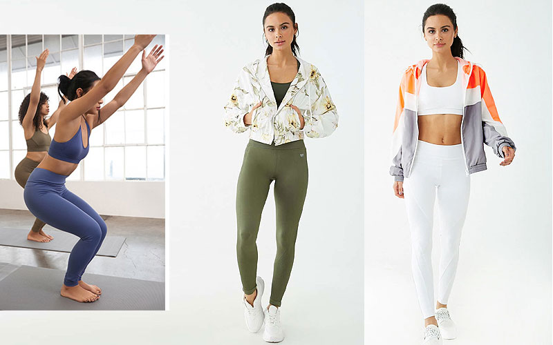 Women's Activewear Starting from $4.90 Only