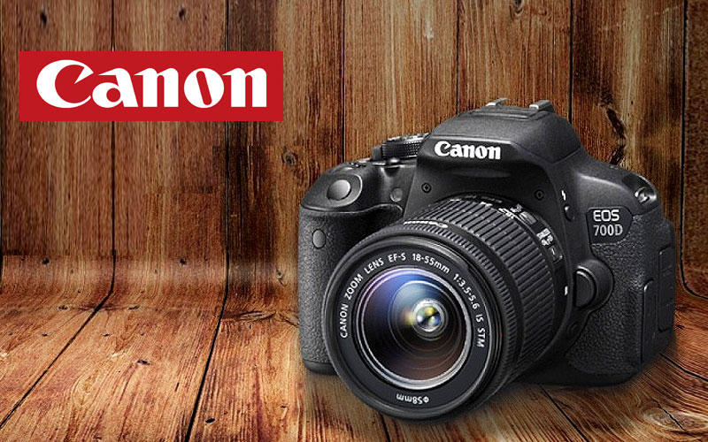 Up to 65% Off on Canon DSLR Cameras