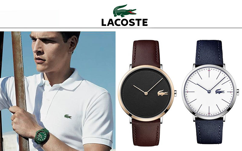 Up to 35% Off on Lacoste Watches