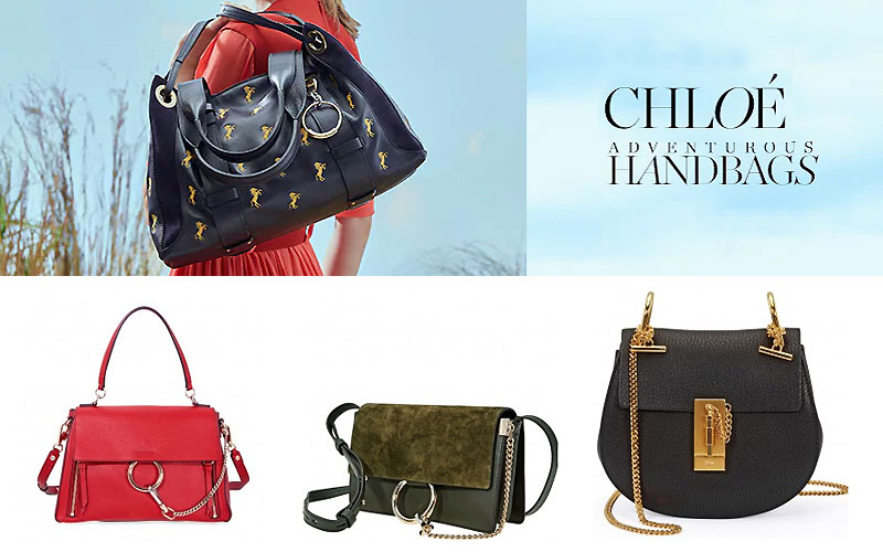 Up to 55% Off on Chloe Handbags
