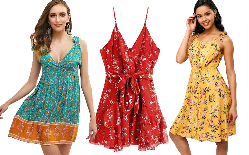 Up to 30% Off on Vacation Dresses