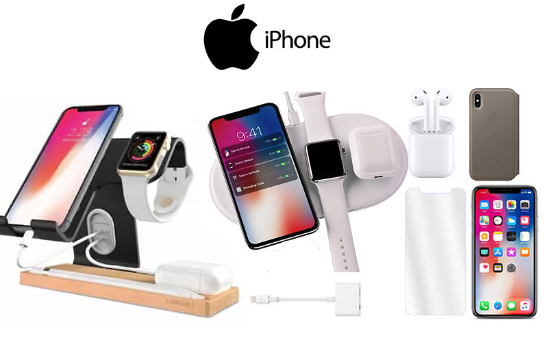 Apple iPhone, iPad, and iPod Accessories Starting from $1.15 Only