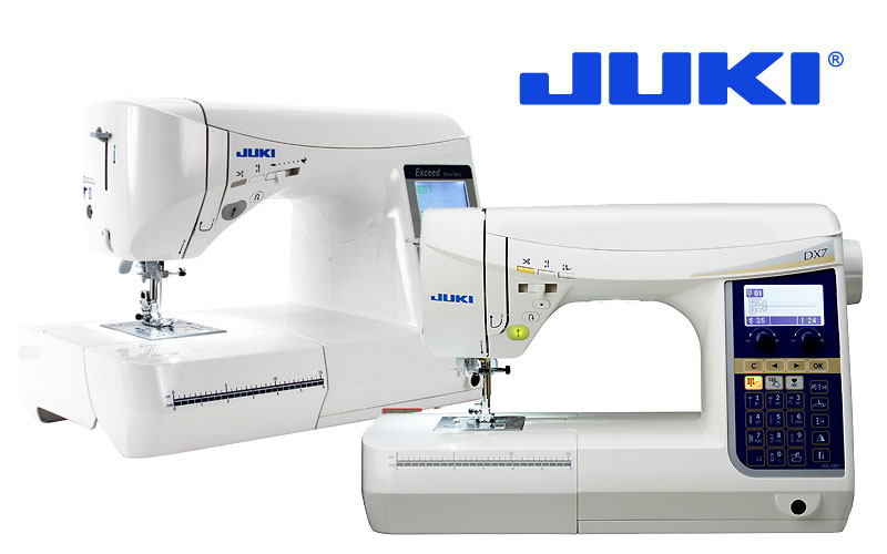 Up to 70% Off on Juki Sewing & Quilting Machines