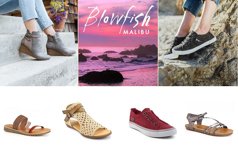 Up to 50% Off on Blowfish Shoes & Sandals